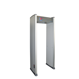 EI-MD2000A Standard Walk-through Metal Detector Gate